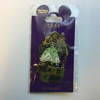 WDI Mardi Gras – Princess and the Frog Tiana and Naveen LE 250 Disney Pin 99841