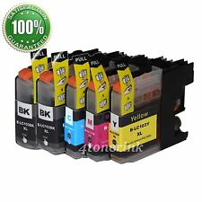 5PK New LC203XL LC-203XL Ink Set For Brother MFC-680DW MFC-J880DW MFC-J885DW