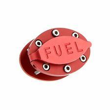 Aluminum Fuel Nozzle w/ Magnetic Cap Red for Nitro Gas Marine RC Boat