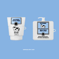 Milk Facial Cleanser Hand Soap 3D Case Cover For Apple Airpods Pro 1st & 2nd