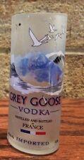 (2) Grey Goose Shot glasses Made From 50ml Mini Bottles
