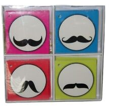 16 Mustache Gift Tags Graphique de France Boston Paris 14559