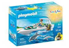 Playmobil Family Fun 9164 Diving Trip MIB/New
