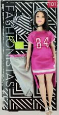 Barbie Fashionistas Hot Mesh Doll & Accessories Curvy 101
