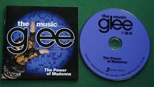 Glee The Music The Power Of Madonna inc Like A Virgin / Vogue + CD