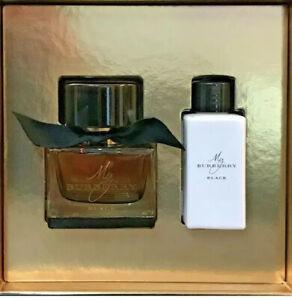 Burberry My Burberry Black Eau de Parfum EDP 50ml Spray for Her New Gift Set
