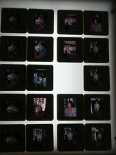 Steve Kanaly DALLAS VINTAGE LOT OF 35MM SLIDE TRANSPARENCY PHOTO #2