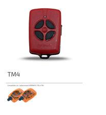 TELECOMANDO RADIOCOMANDO TRASMETTITORE APRIMATIC TM 4 TM4 ORIGINALE 41905 004