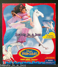 Magic Wings Pegasus for Megara Doll Disney Hercules NRFB Box has wears