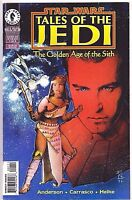 STAR WARS TALES OF THE JEDI#1 NM 1996 GOLDEN AGE OF THE SITH DARK HORSE COMIC