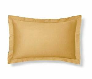 Classic Tailored Pillow Sham- Decorative -  (Available in 21 colors and 3 sizes)