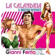 Gianni Ferrio: La Calandria / Il Maschio Ruspante (New/Sealed CD)