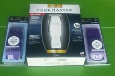 Andis Fade Master Clipper w/ 9pc Nano Guide Set