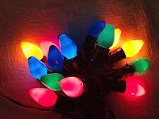 Set Vintage C7 Christmas Tree Lights Indoor
