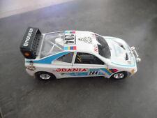 1/24ème - BURAGO - Peugeot 405 Turbo 16 - Rallye Paris Dakar n°204
