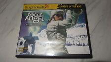 Graphic Audio CD Alex Archer Rogue Angel 23 Sacred Ground