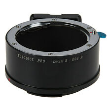 Fotodiox Pro Lens Adapter Leica R Lens to Canon RF Mount, EOS R and EOS RP