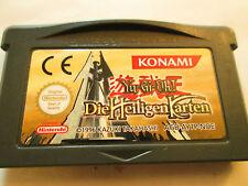 Yu Gi Oh . Die Heiligen Karten für Game Boy Advance nur das Modul ohne OVP +Heft