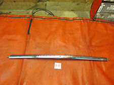 "MG, Triumph, Slat Style Luggage Rack Bottom Front Bar. 29 1/4"",  GC!!"