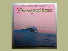PHONOGRAPHIQUES Le livre des pochettes de disques 1982 Thorgerson Dean Howells