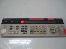HP AGILENT 8642B Signal Generator 0.1-2100 MHz panel