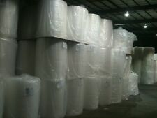 """New Small Bubble Roll Wrap  3/16"""" X700' X 12""""  - 2  Roll of 350' - Made in USA"""