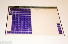 Microfich Ersatzteilkatalog Yamaha TDM 850 H / TDM 850 N ab 1993 Stand 07/1992