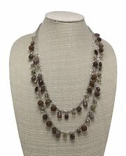 New Double Strand Necklace with Beads by Banana Republic #BON7004