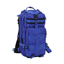 Medium Transport Rescue Pack Backpack Tactical Military Blue EMS EMT Rothco 2581