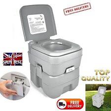 Camping Camper Motorhome Toilet 20L WC Chemical Porta Potti FESTIVAL SELF BUILD