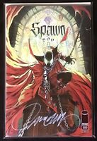 SPAWN #300 J SCOTT CAMPBELL VARIANT SIGNED W/COA SEALED NM 2019