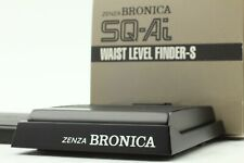 【 MINT 】 Zenza Bronica Waist Level Finder S For SQ SQ-A SQ-Ai from JAPAN #1546