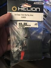 Helion HLNA0030 Wall Charger Discontinued Trickle Micro Plug Animus