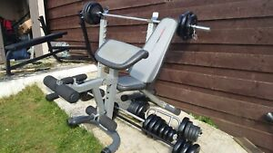 Preacher Attachment For Weights Bench gym equipment exercise for Dumbbells