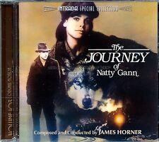 "James Horner ""THE JOURNEY OF NATTY GANN"" soundtrack Intrada 2500-Ltd CD SEALED"