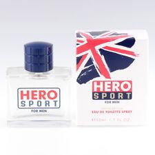 Hero Sport for Men 50 ml Eau de Toilette Spray
