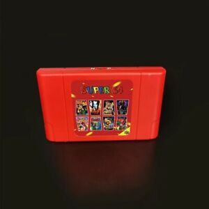 Super 64 340 in 1 Game Cartridge for N64 🇦🇺*EXPRESS POSTAGE*