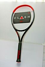 "NEW Wilson CLASH 108 Tennis Racquet 4 3/8"" Grip - Free Shipping"