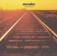 Starsailor – Love Is Here (Chrysalis, 5353502)