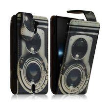 Housse coque étui pour Sony Xperia Sola Motif SC10