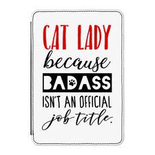 Cat Lady Badass Isn ' T an Offizielle Job Titel Schutzhülle für Kindle 6