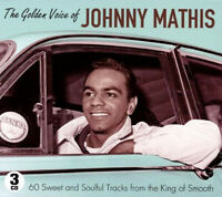 The Golden Voice Of Johnny Mathis - 3 CD SET - BRAND NEW SEALED - GREATEST BEST