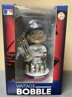 "Los Angeles Dodgers 6 X World Series Champions FOCO 6"" Vintage Bobblehead"