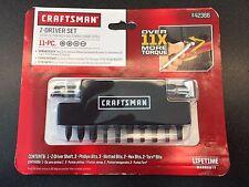 Craftsman 11 Piece Z-Driver Set