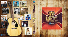 2017 iHeart Country Music Festival Blu Ray(TV Special With No Commercials!)