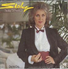 "Shirley Zwerus The Way Old Friends Do 7"" vinyl single 1983"