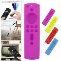 For Amazon Fire TV Stick 4K TV Stick Remote Silicone Case Protective Cover Skin
