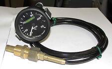 Racetech Wasserthermometer mit kapillarischer Übertragung