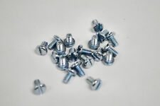 "20pk - 6-32 x 1/4""  Pan Head Slotted  Screws  (22312)"