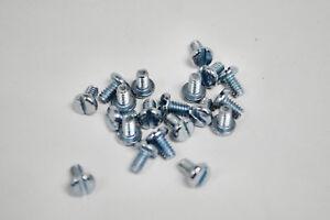 """20pk - 6-32 x 1/4""""  Pan Head Slotted  Screws  (22312)"""